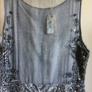 All Saints Dresses - All Saints Hand Embellished VIPER Dress